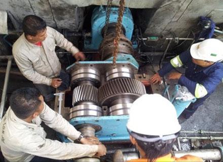 In-Situ Service Work